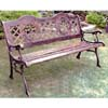 Vienna Arch Cast Iron Bench 90023 (LB)