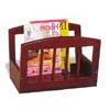 Cherry Finish Magazine Rack 900459 (CO)
