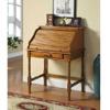 Oak Roll Top Secretary Desk 5301N (COFS)