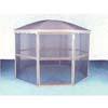 11 ft. Aluminum Octagonal Screen House 93195 (LB)