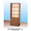 Bookcase With Glass Doors B18(CT)