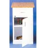 24 In. Deep Insulated Metal Base Cabinet B2420R (ARC)