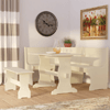 Bronzewood 3 Piece Dining Set 4861(WFFS)