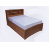 Full Size Captains Bed With Jumbo Drawers CBBK-4/6_(WPFS100)