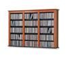 Triple Floating Wall Media Storage FW-0523 (PP)