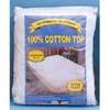 Mattress Pad/100% Cotton Top (AP)