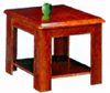 Mahogany End Table ET-202(CR)
