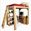 Solid Wood Loft Bed G265_LB-P(GH)