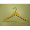 Gemini-concave suit hanger w/wooden bar GMA8808 (PMFS)