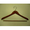 Gemini-concave suit hanger w/lock bar GMC8819 (PM)