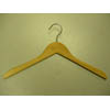 Gemini-concave coat hanger natural  GMV8807 (PM)