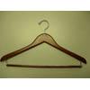 Genesis flat suit hanger w/lock bar GNC8815 (PM)