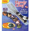 Handy Chef 6 In 1 Kitchen Utensil HC (OnTel)
