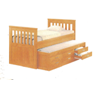 Captains Bed HI827S(HO)