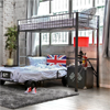 Born Racer Metal Twin Loft Bed	IDF-BK719(FAFS)