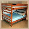 Aspen Full/Full Bunk Bed RU1_(RU)