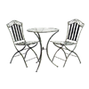 Iron 3-piece Bistro Set 10234540(OFS189)