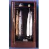 Full Size Wardrobe W/Locks & Mirror L36M (ARC)