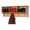 Cubbie Shelf For Entryway EC-4816_ (PPFS)
