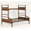 Platinum Twin/Full Bunk Bed (400 Lbs Weight Cap)