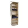 Six Shelf Hanging Closet Organizer SB10211(HDS7)