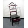 Manchester Chair Valet Mahogany VL16142 (PMFS)