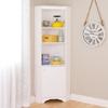Elite Single-Door Corner Pantry Cabinet (PPFS)