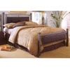 Berkley Bed in Bronze/Chocolate B11LA (FB)