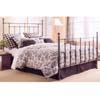 Regent Bed in Black Diamond B3115 (FB)