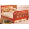Albany Bed in Sunset Finish B5172 (FB)