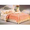 Renee II Bed in Anitque White B61D2 (FB)