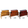 Apothecary Style Multimedia Cabinet CD-225 (LE)