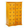 The Library Door Mission CD/DVD Cabinet CD-612L (LE)