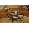 3 Pc Coffee And End Table Set F3082 (PX)