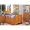 Twin Bed With Drawers F9045 (PX)