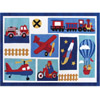 Rug KI001 Cobalt Blue (HD) Kidz Collection