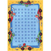 Rug KI004 Azure Blue (HD) Kidz Collection
