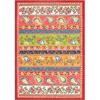 Rug KI005 Cherry Red (HD) Kidz Collection