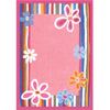 Rug KI008 Strawberry Pink (HD) Kidz Collection