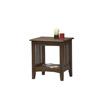 Mission Side Table 86194C137-01-KD-U (LN)