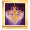 Polished Gold Finish Chandelier PT-3221-10 (HT)