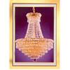 Diamond Prism Accents Chandelier PT-3228-10 (HT)