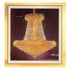 Gold Plated Crystal Chandelier PT-3251 (HT)