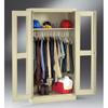 Standard C-Thru Wardrobe CVD147_ (TO)