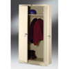Deluxe Metal Wardrobe Cabinet 187_ (TOFS165)