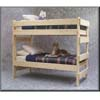 The Premier Solid Wood Adult Bunk Bed 1000 Lbs Wt. Capacity