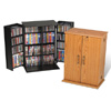 Small Locking Media Storage Cabinet VS-0136_ (PP)