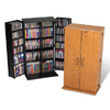 Tall Locking Media Storage Cabinet VS-0205_ (PP)