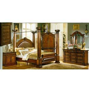 Princeton Manor Bedroom Set 1189 (WD)