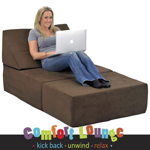 Superbe Memory Foam Comfort Lounge Sleeper 13959101(OFS319)